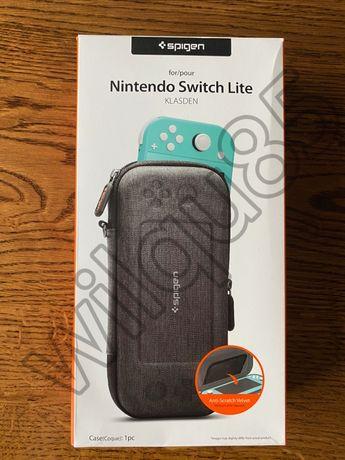 Etui Spigen Pouch Obudowa do Nintendo Switch Lite jak NOWE