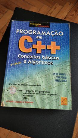 Livro de Programação Língua C++ - FCA - 2 Edição