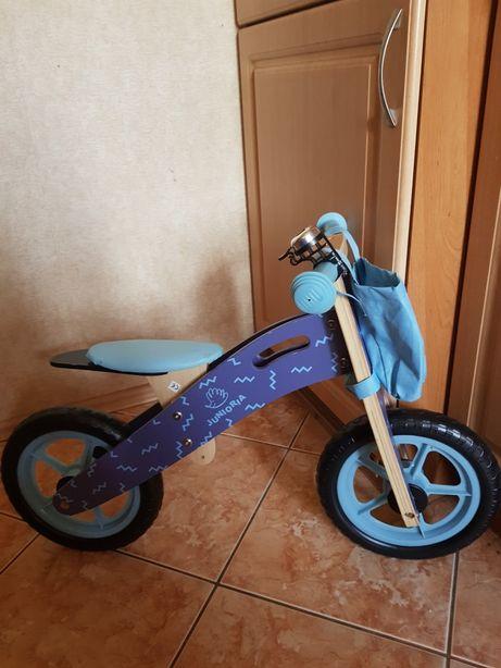 Rowerek biegowy nowy