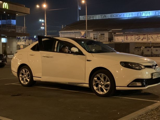 Mg6 turbo Grand Deluxe Special