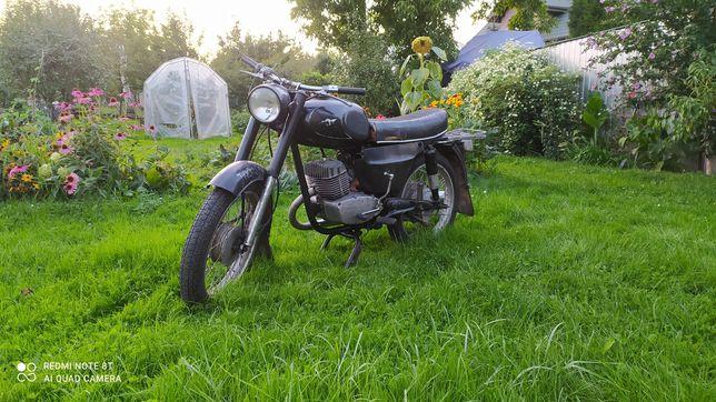 WSK Garbuska 1972 rok silnik Wiatra zarejestrowana