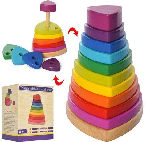 продам детскую развивающую игрушку Пирамида