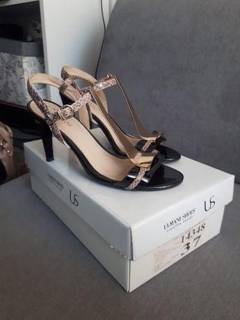 Sandały rozmiar 38