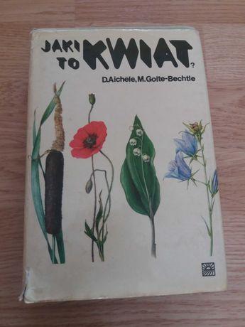 Książka - Jaki to kwiat?