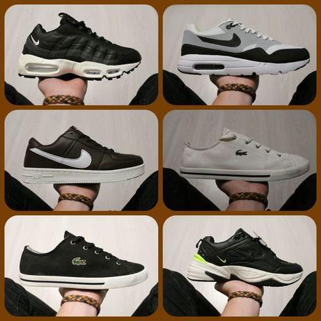 Распродажа 40-45 nike fila asics puma new balance adidas gucci Lacoste