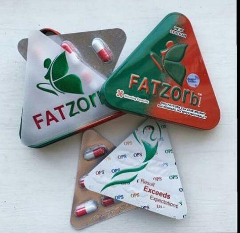 Фатзорб (Fatzorb усиленный состав)   для похудения !