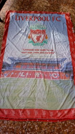 Liverpool FC LFC The Reds kibic Premier League piękna duża