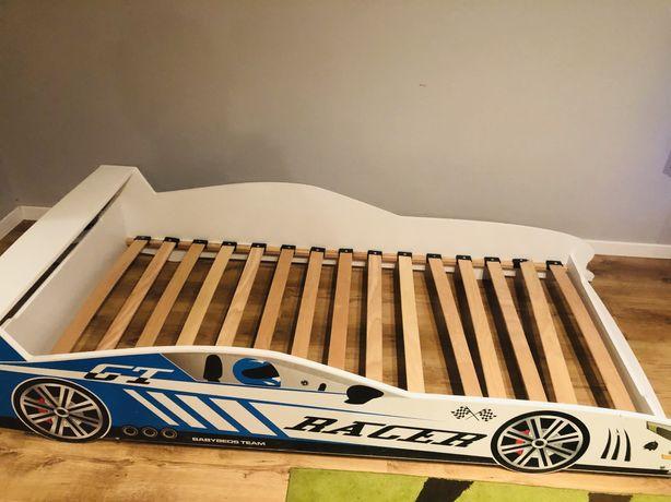Łóżko auto samochod dla chlopca