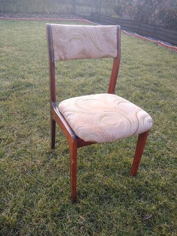 Krzesła ASTER, PRL vintage