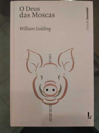Deus das Moscas - William Golding (Braga/Bragança/Lisboa)