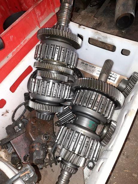 Kosz biegów niekompletny czesci 5120 case 5130 maxxum 5140 rewers 5150