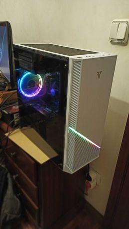 Torre Gaming NOVA - Vidro LED RGB - GTA V - i5 8GB GTX 760 SSD