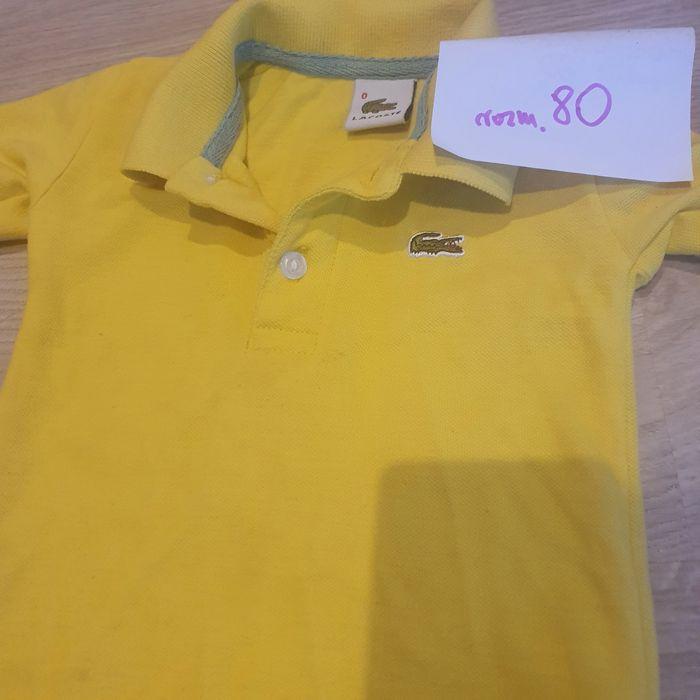 Bluzka T-shirt Lacoste rozm 80 Radom - image 1
