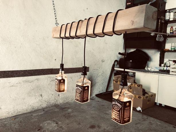 Lampa Jack's Daniels / Loft / Mozliwosc Wykonania /