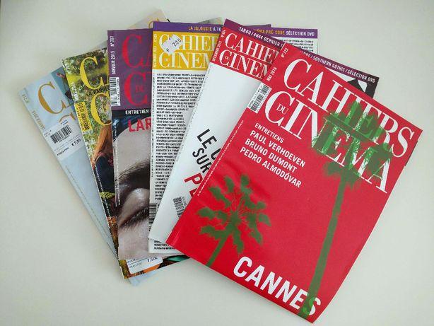 10 Revistas de Cinema - Cahiers du Cinema e Sight and Sound