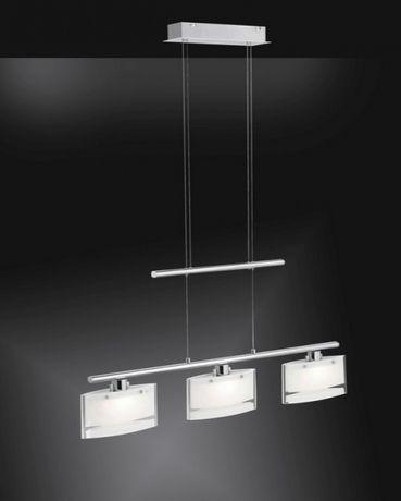 Nowoczesna lampa wisząca TACIN LED Paul Neuhaus 2635-55 szkło