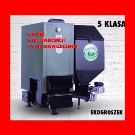 piec kocioł piece kotły EKOGROSZEK 100 kW 5 klasa dotacje eco design