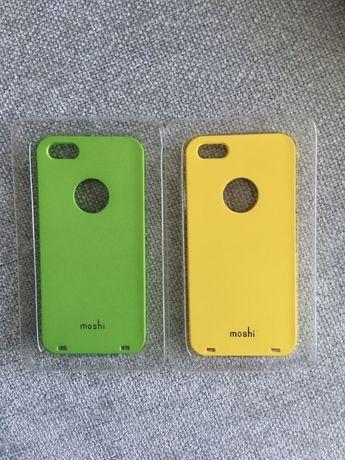 Чехол/бампер iphone 5/5s цена за 2 шт.