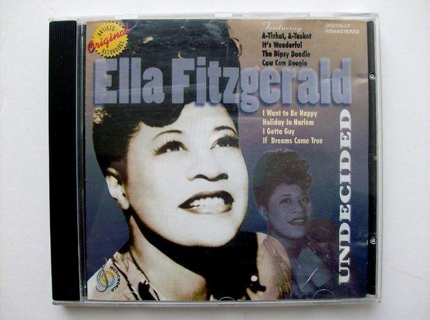 CD Ella Fitzgerald - Undecided