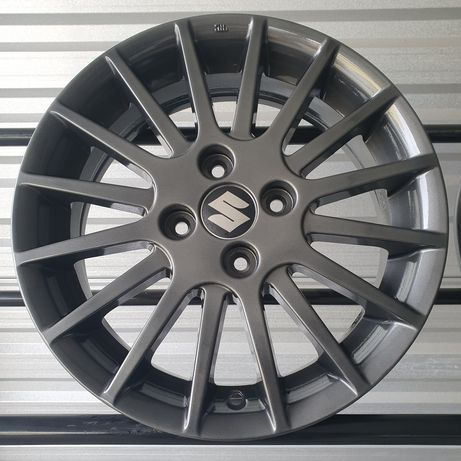 "Suzuki Kia Hyundai Mazda 15"" 4x100 Et45 5.5J"