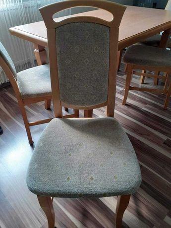 Stół z krzesłami 6szt.