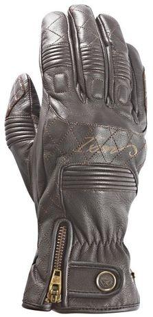Rękawice Ixon Pro 70s Lady HP 'S brązowe