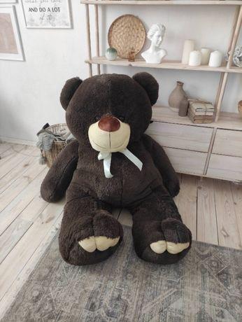 Огромный мягкий медведь. Большой медвежонок Ветли 200 см