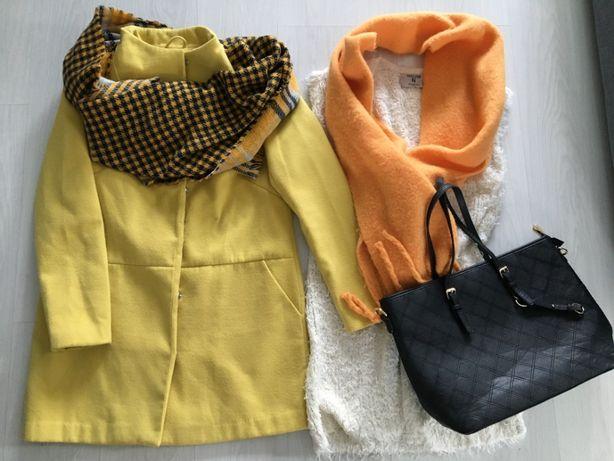 Mega zestaw ubrań Zara H&M Reserved Top Secret 40 L 31 szt