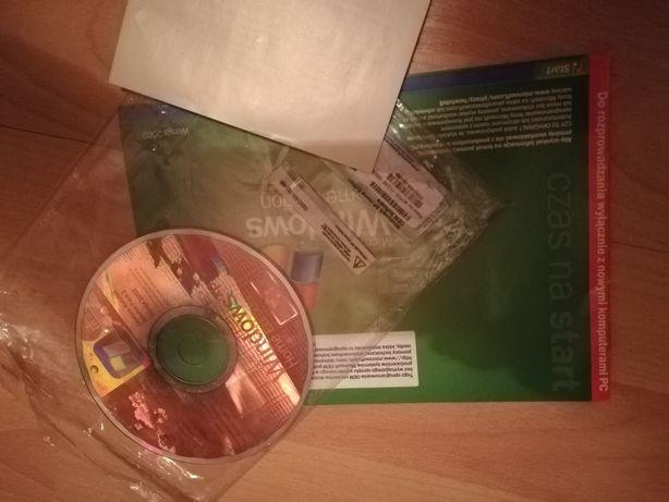 Microsoft Windows XP Home plus mysz komputerowa PS2