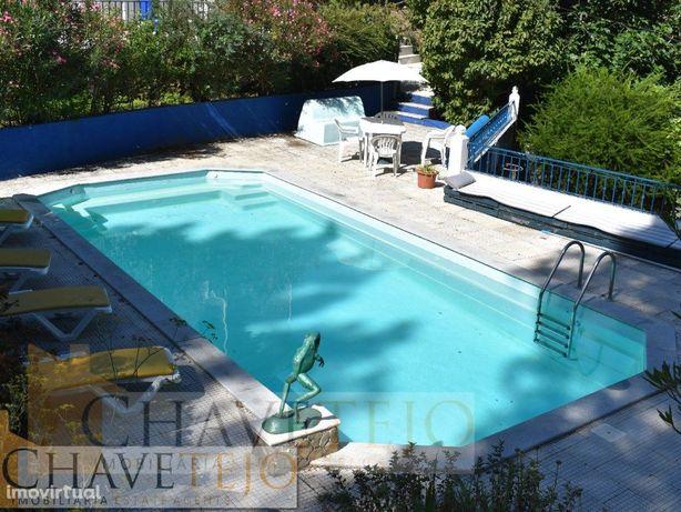 Vila da Fonte - Moradia T3 com terraços, jardim e piscina...