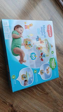 Karuzela z projektorem dla dzieci 3w1 Tiny Love