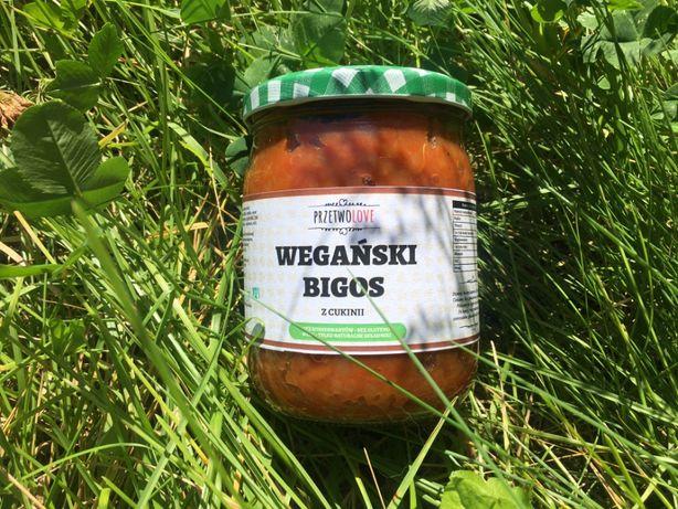 Wegański Bigos z Cukinii - domowe przetwory