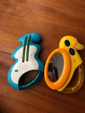 instrumentos musicais chicco