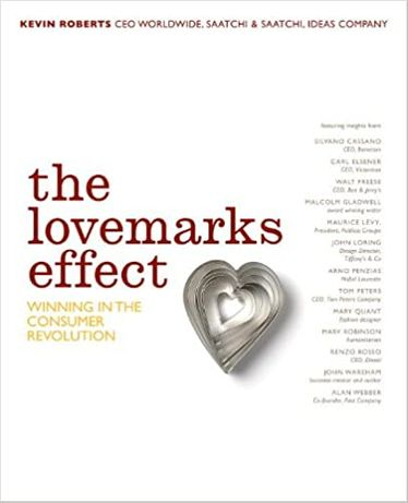 The lovemarks effect- Kevin Roberts
