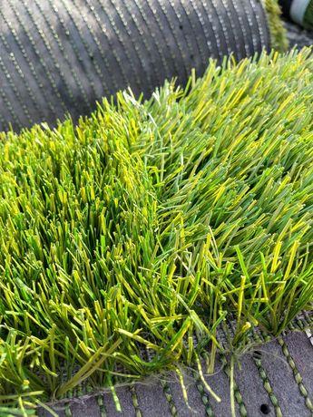Sztuczna trawa 55mm wysoka