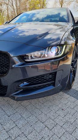 Jaguar XE R Soprt 2.0 TURBO Perfekcyjny zamiana