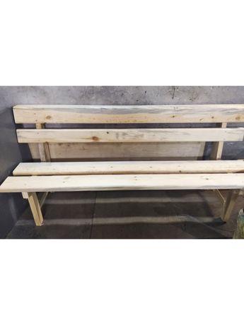 Продам скамейку деревянную