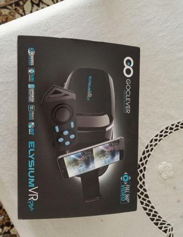 Óculos 3D virtualidade Real Elysium VR Plus