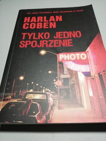 Książka Coben Tylko jedno spojrzenie