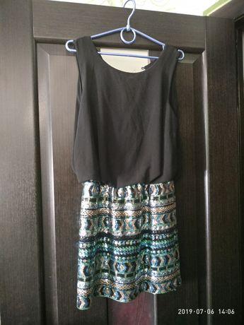 Платье нарядное пайетки