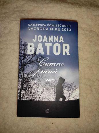 Książka Ciemno prawie noc Joanna Bator