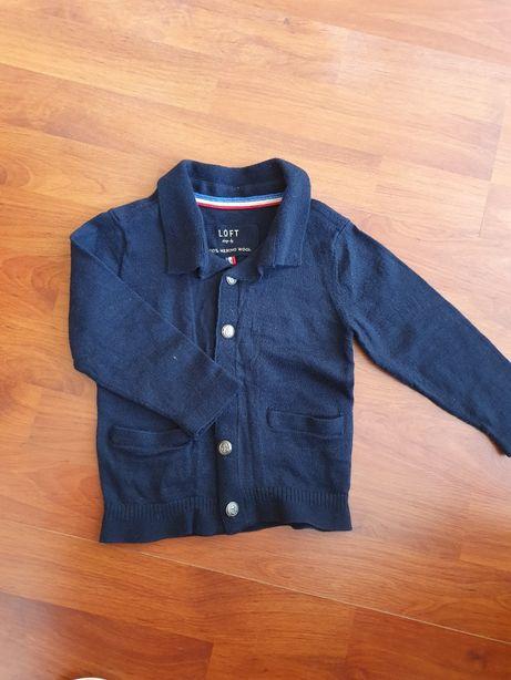 Кофта свитер кардиган пиджак h&m carters