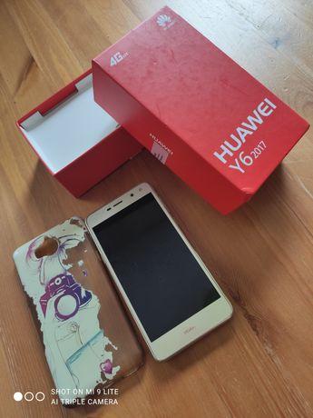 Smartfon hyuawei y6 2017