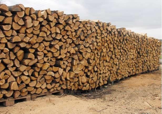 Drewno kominkowe i opalowe - Sezonowane