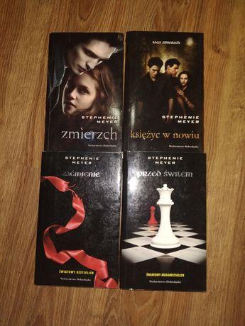 Seria książek Zmierzch Stephanie Meyer