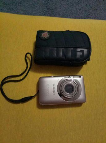 Продам фотоапарат canon ixus 115 hs