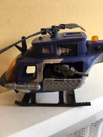 Гвинтокрил, вертоліт поліцейський