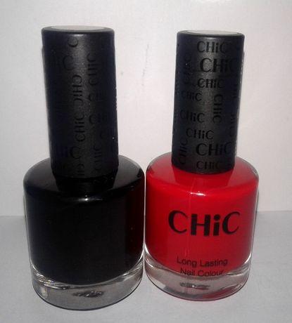 Профессиональный лак для ногтей CHIC (Израиль)