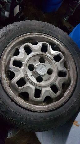 Felgi Aluminiowe R14 Audi VW ET45 6J*14 4*100