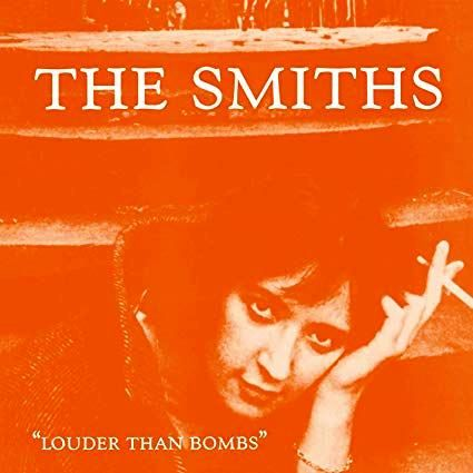 cd novo/selado The Smiths ‎– Louder Than Bombs remastered 24 tracks